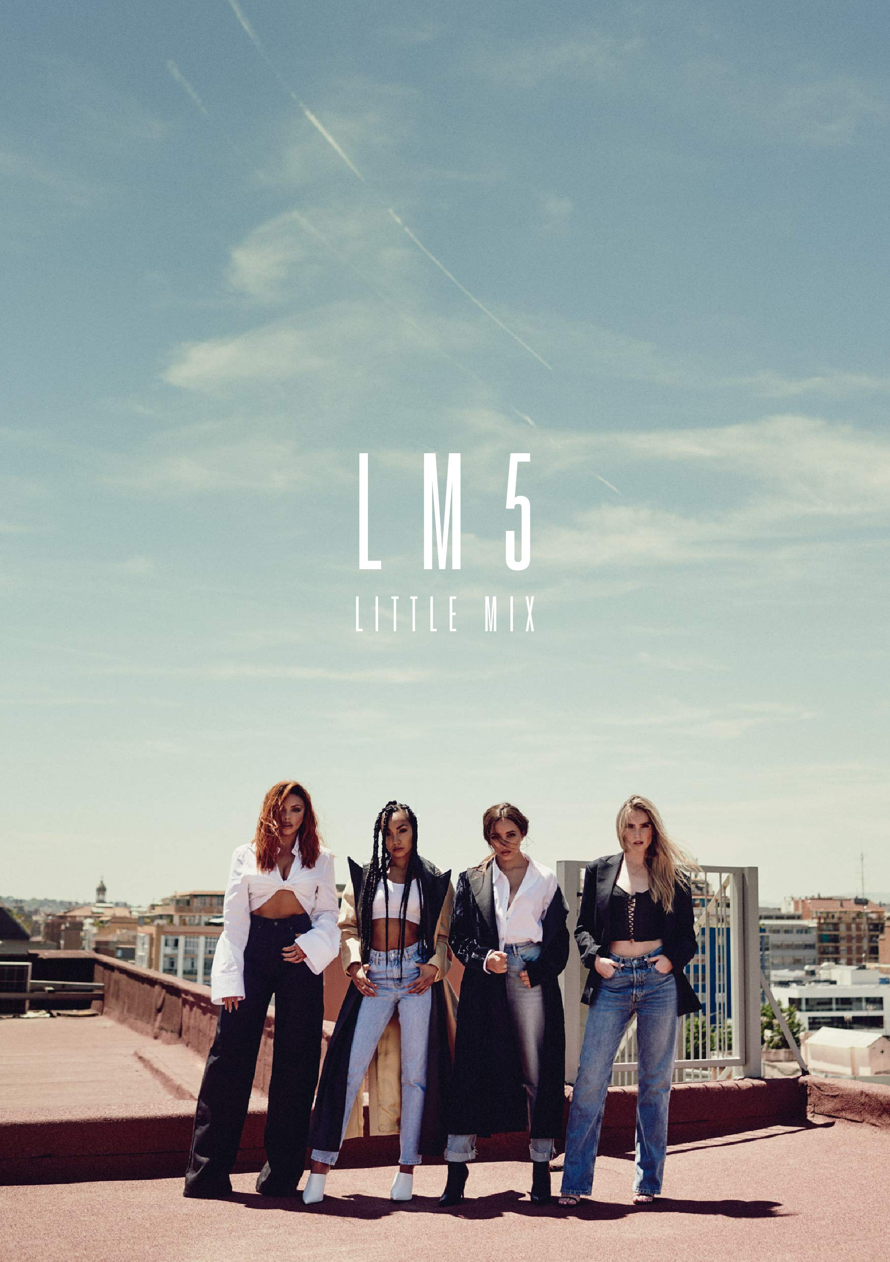 CD : Little Mix - Lm5 (Deluxe Edition, United Kingdom - Import)