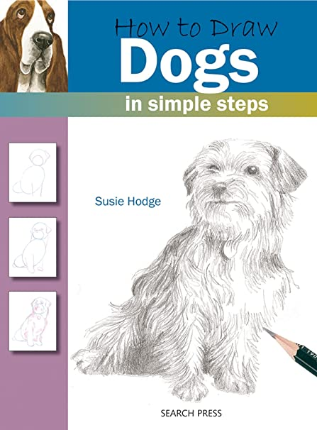 How To Draw Dogs Susie Hodge Amazon Co Uk Kitchen Home
