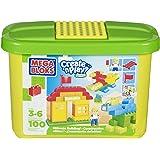 Building Blocks Tub  (100-Piece) (Mini Blocks 3+)