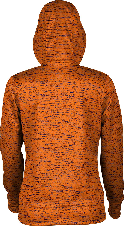 PA School Spirit Sweatshirt Lincoln University Brushed Girls Zipper Hoodie