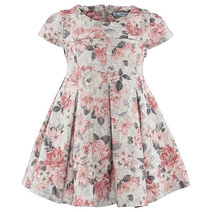 Mayoral - Vestido - para niña rosa paste 5 años