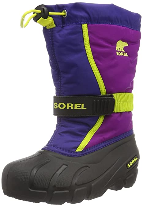 Sorel Youth Flurry Stivali da Neve Unisex-Bambini  Amazon.it  Scarpe e borse a9a2b3e8180