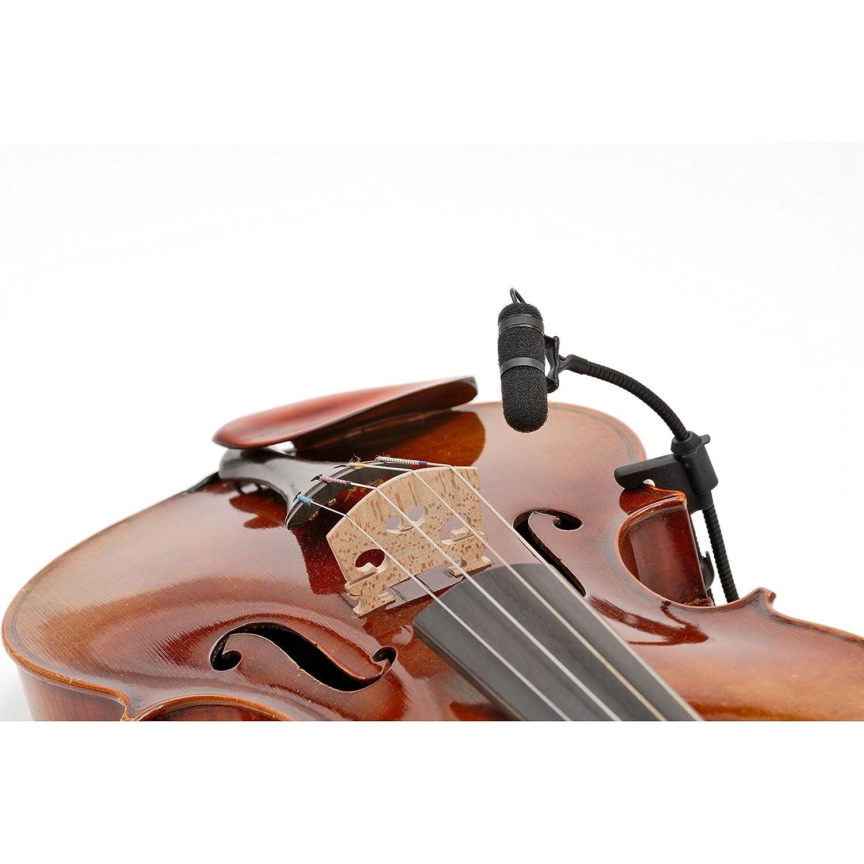 DPA 4099-DC-1-199-V 楽器用 高感度マイクロホン バイオリンセット   B07D5X12B6