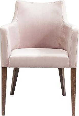 Kare Effet Pêche Peau De Design Rose Poudrée ModeAmazon Chaise 7b6yvmIgYf