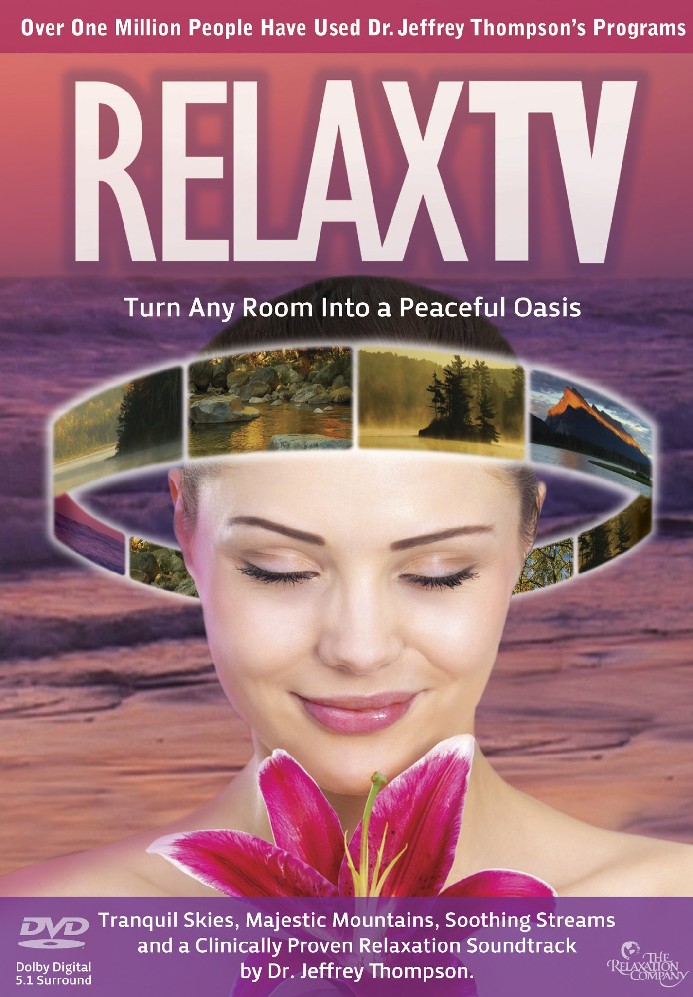 Relax Tv by Rykodisc
