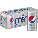 Diet Pepsi Mini Cans, 7.5 Ounce, 10 Count