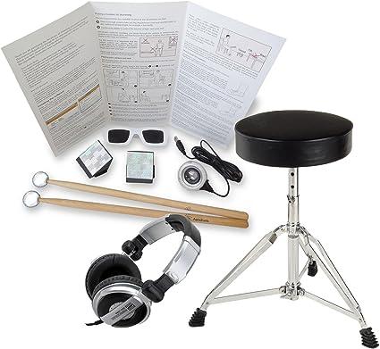 Aero Air percussions Drumkit Kit (Air de batterie, batterie