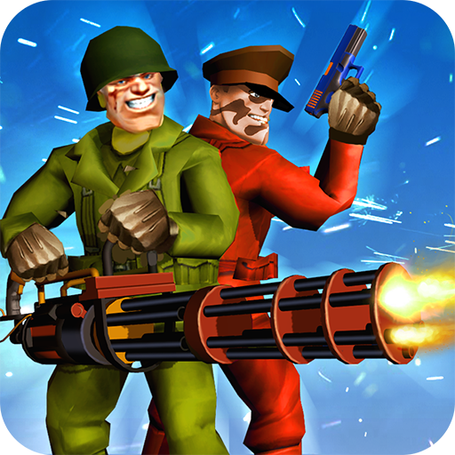 Battle Of Guns   Blitz War Brigade
