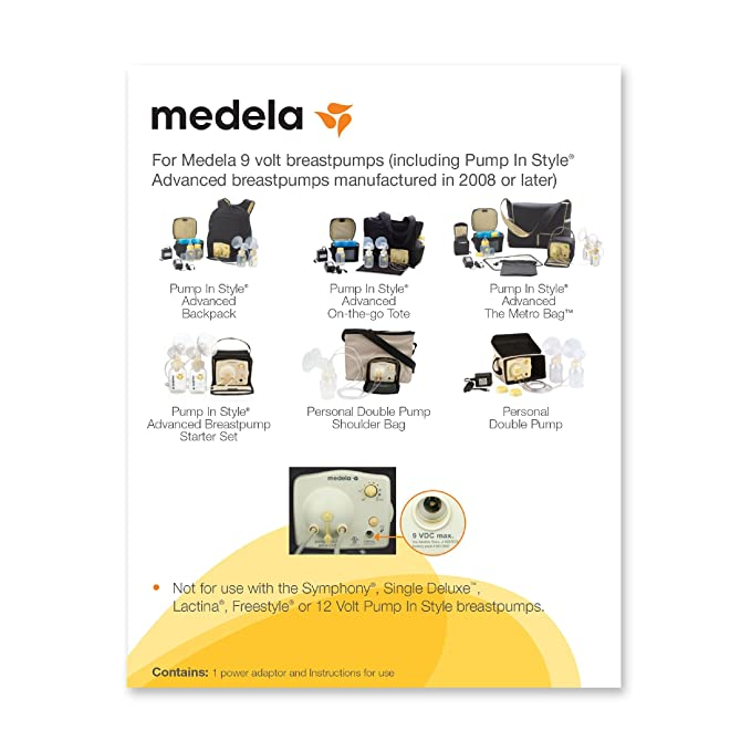Amazon Medela Pump In Style Advanced Power Adaptor Breast