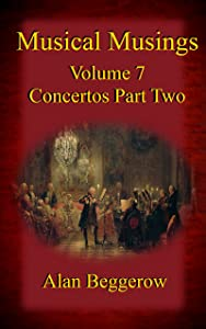Musical Musings - Concertos Part 2