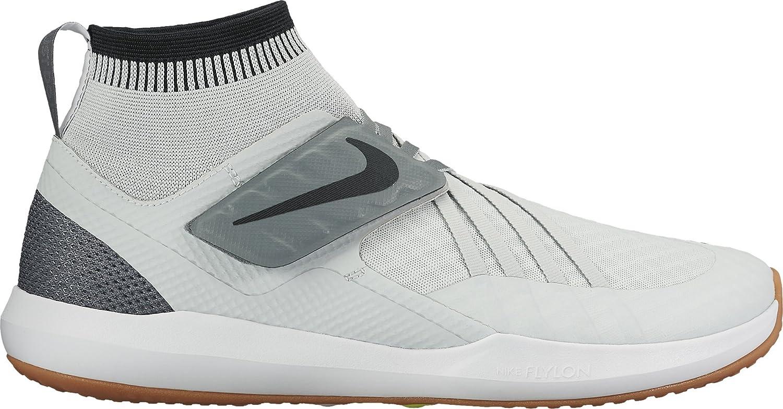 Nike Men s Flylon Train Dynamic Training Shoe, Pure Platinum Black Cool Grey Volt