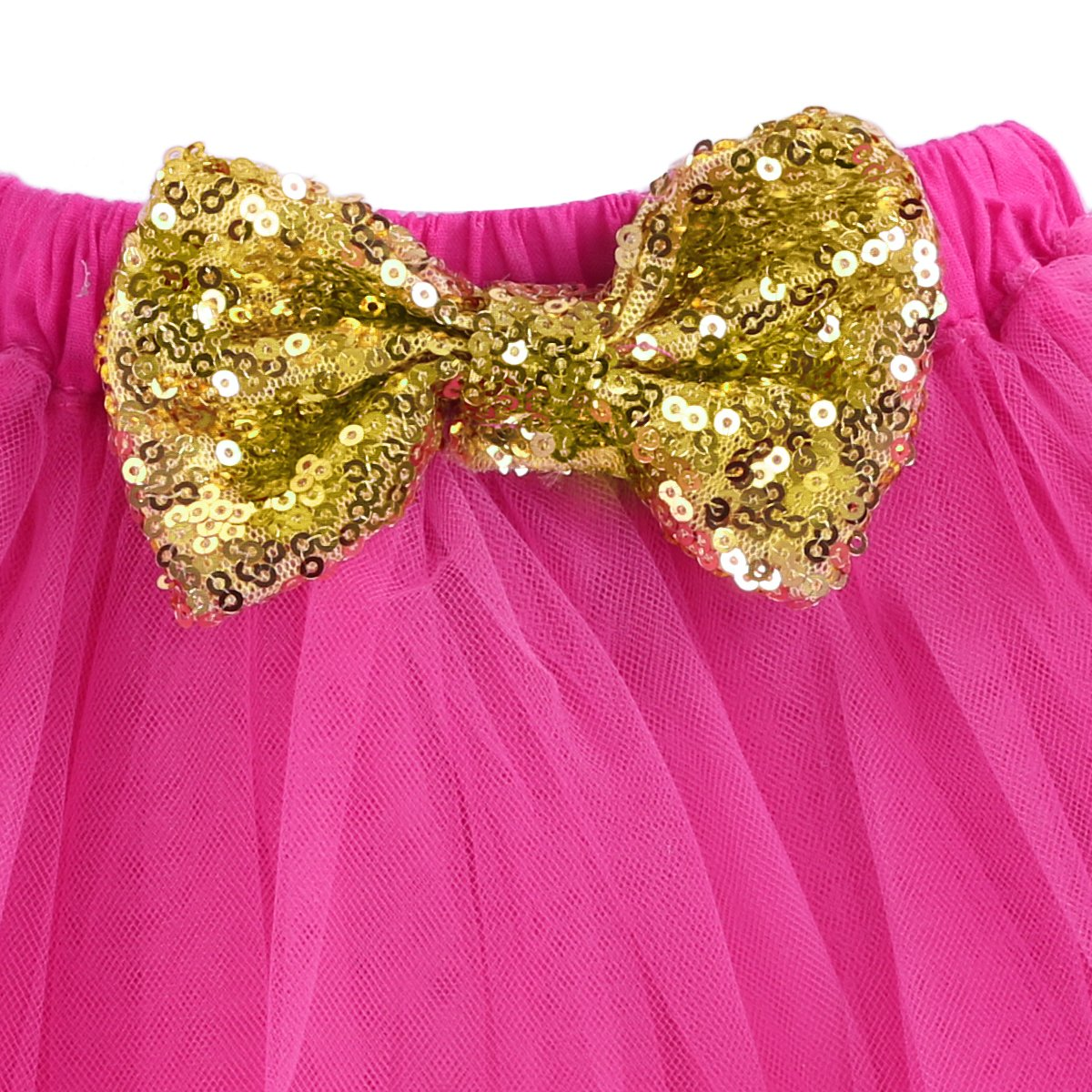 Sequin Bow Headband Princess Party Dress Cake Smash Photo Shoot Costume Clothes OwlFay Toddler Baby Girls Its My 1//2 1st 2nd Birthday Outfits 4PCS Set Romper Tutu Skirt