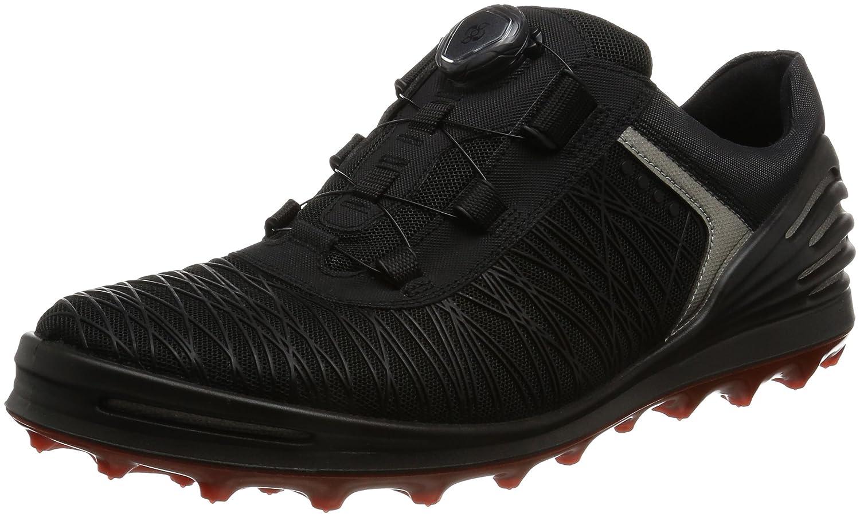 [エコー] ゴルフシューズ ECCO GOLF CAGE PRO 133014 B01KIHNS9E 27.5 cm ブラック
