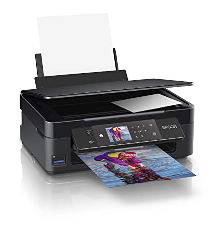Epson Expression Home XP-452 Inyección de Tinta 33 ppm 5760 x 1440 dpi A4 WiFi - Impresora multifunción (Inyección de Tinta, Impresión a Color, 5760 x ...
