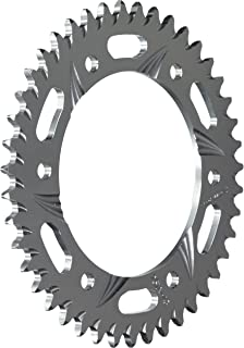 product image for Vortex (251A-43) Silver 43-Tooth 520-Pitch Rear Sprocket
