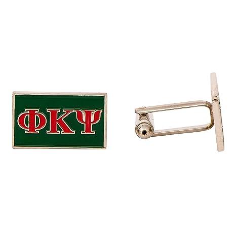 Greek Letter Before Kappa.Amazon Com Phi Kappa Psi Fraternity Letter Cufflinks Greek Formal