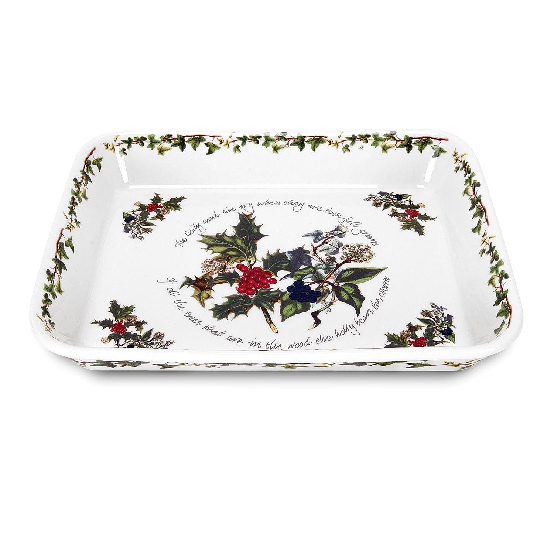 Portmeirion The Holly & The Ivy Lasagna Dish 530790
