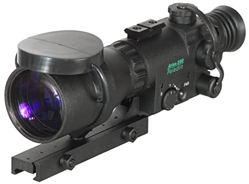 ATN Aries Mk.390 Gen 1 Paladin 4x Magnification Night Vision Rifle Scope