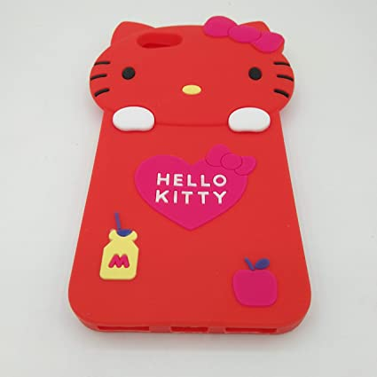 buy online 181e4 ba0a1 Red Doll Premuim Rubber Cover Oppo F1s: Amazon.in: Electronics