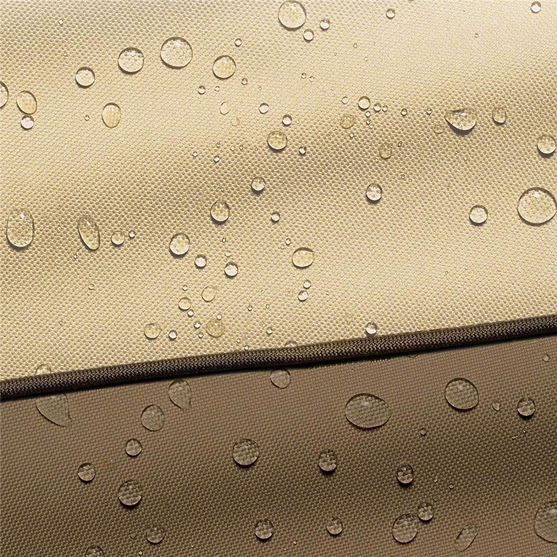 YJYQ Gartenm/öbel Abdeckungen Schaukel Schutzh/ülle Wasserdicht Oxford Abdeckhaube Hollywoodschaukel Schutzh/ülle-142cmx63cmx81cm