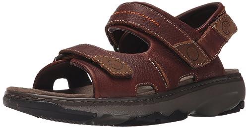 eb34eec8ad81 Clarks Men s Raffe Coast Sandals  Amazon.ca  Shoes   Handbags