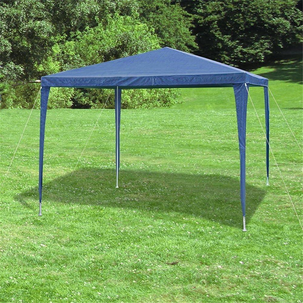 MCTECH® 3 x 4 m Azul Jardín Carpa Tienda de campaña Tienda de ...