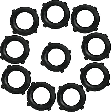 Amazon Com Garden Hose Washers Pack Of 10 Made From Heavy Duty