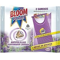 Bloom Polillas Perfumador Lavanda - 2 Ganchos