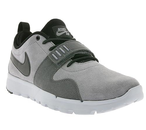 O cualquiera Post impresionismo Excelente  Amazon.com | Nike Mens Trainerendor L Cool Grey/Black-Dark Grey ...
