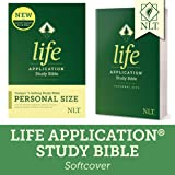 Tyndale NLT Life Application Study Bible, Third Edition, Personal Size (Softcover) – New Living Translation Bible…