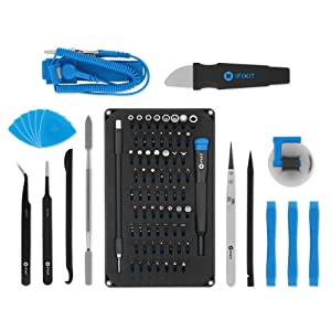 iFixit Pro Tech Toolkit - Electronics, Smartphone, Computer & Tablet Repair Kit