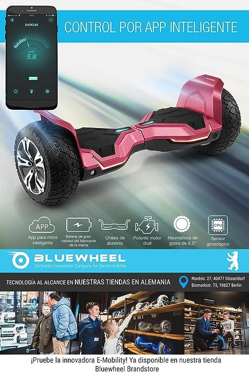 Bluewheel 8.5