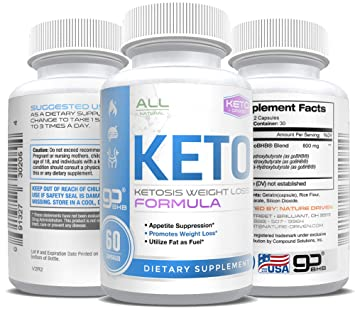Keto Pills Weight Loss For Men And Women Gobhb Formula Ketosis Fat Burn Bhb Salts