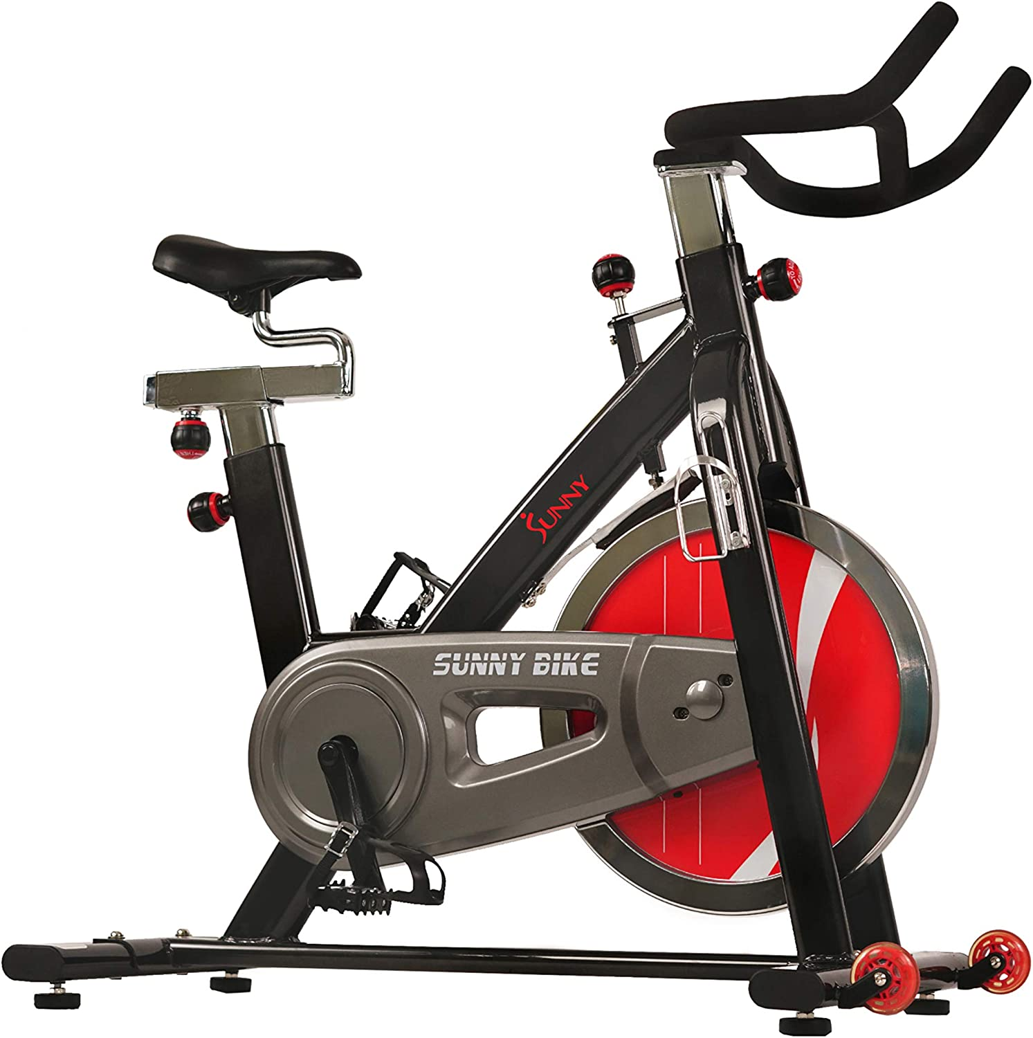 Sunny Health and Fitness Indoor - Bicicletas estáticas y de ...
