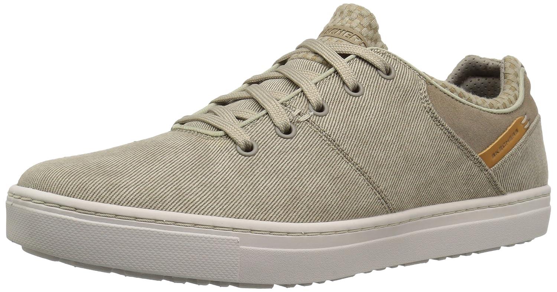 Skechers - Herren Halbschuhe - Alven Ravago - Skechers Taupe Schuhe in Übergrößen ce65c4