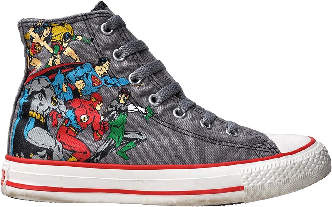 Converse Allstars Chuck Taylor Marvel Superman 122146 Gr: 42