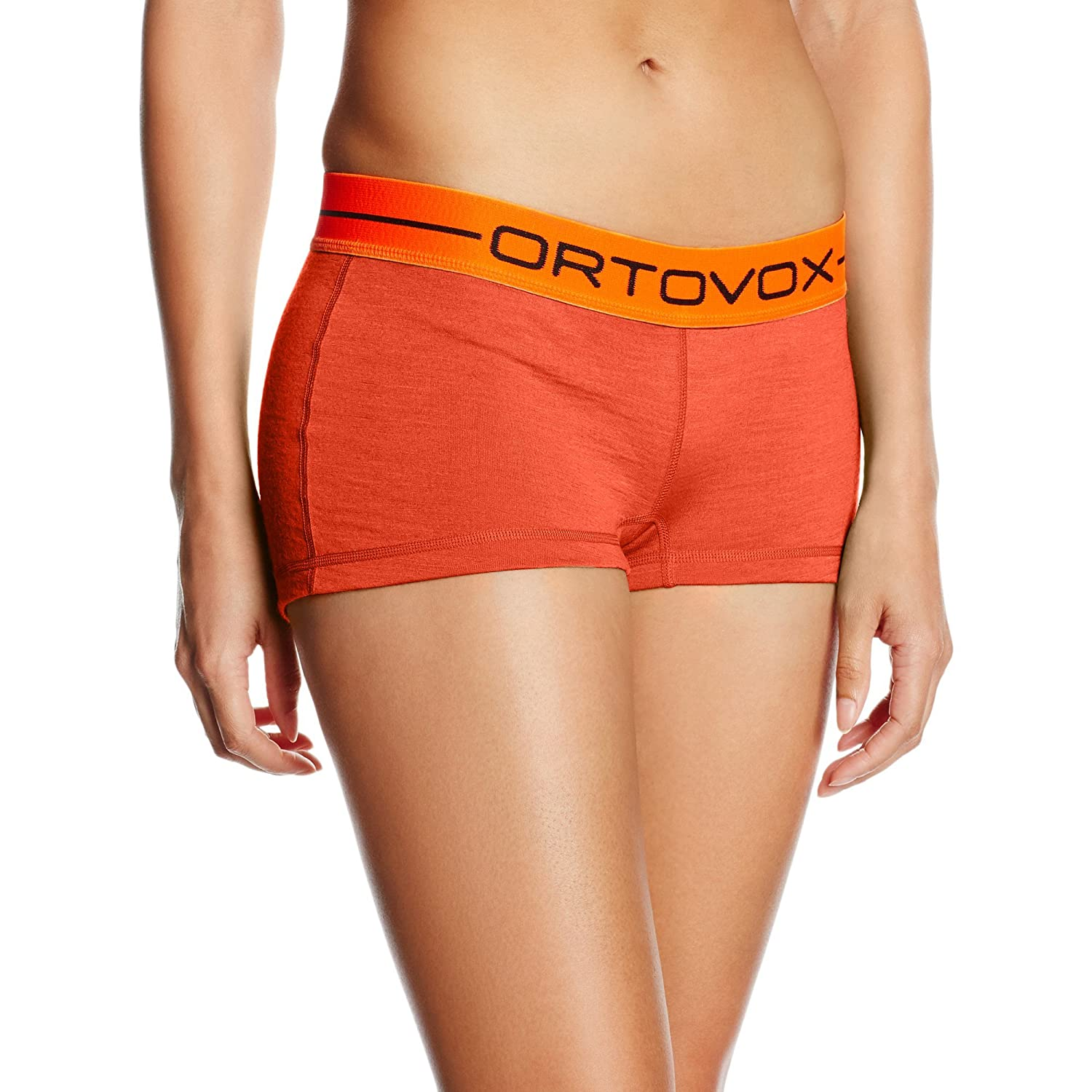 Ski Underwear Women Ortovox Merino R'NW Hot 185 Tech Pants