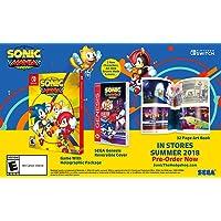 Amazon.com deals on Sonic Mania Plus Nintendo Switch