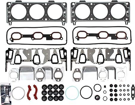 For 2005-2009 Chevrolet Equinox Pontiac Torrent 3.4L OHV Head Gasket Bolts Set