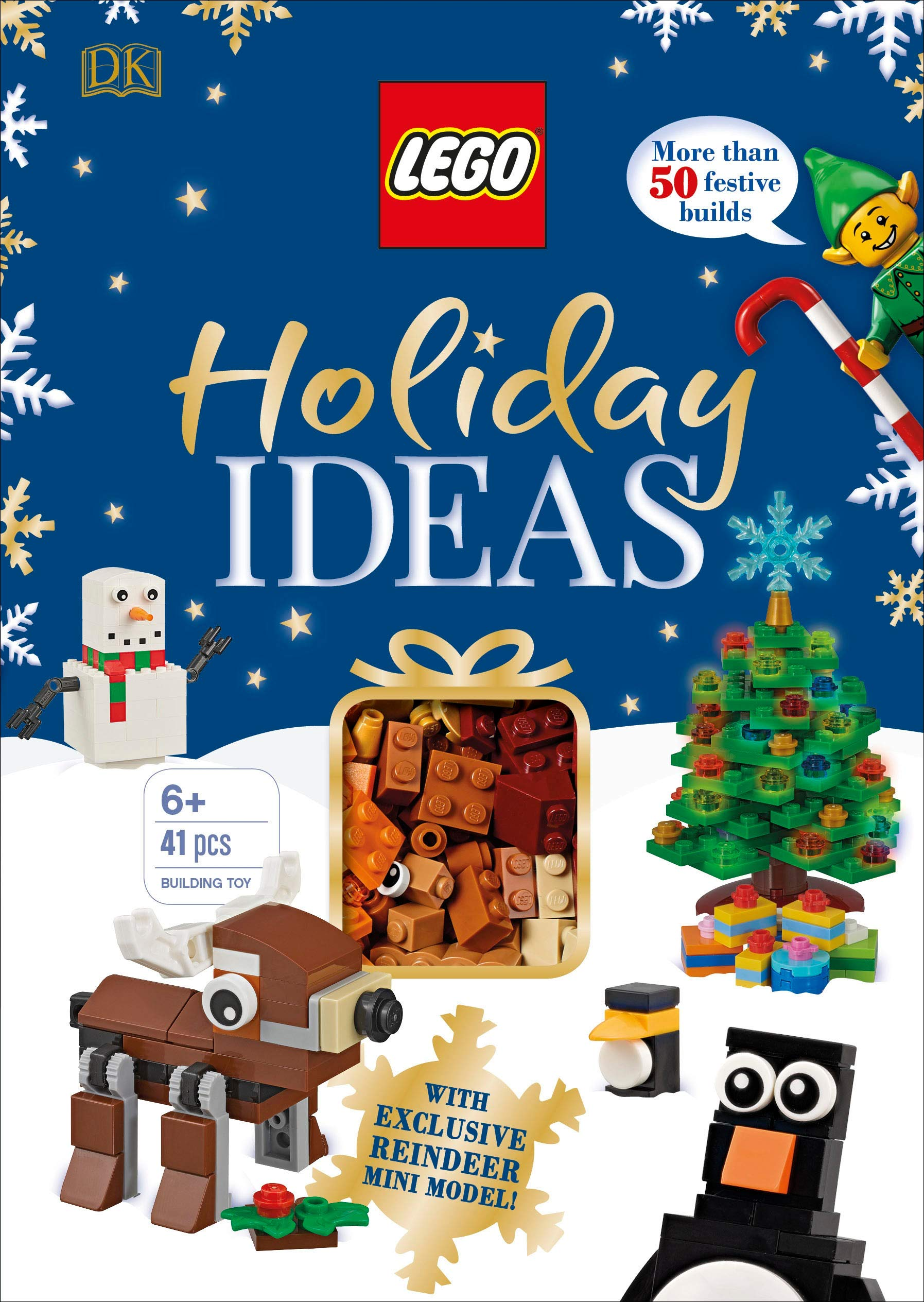 LEGO Holiday Ideas More than 50 Festive Builds DK