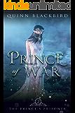 Prince of War: A Dark Paranormal Romance (The Prince's Prisoner Book 2)