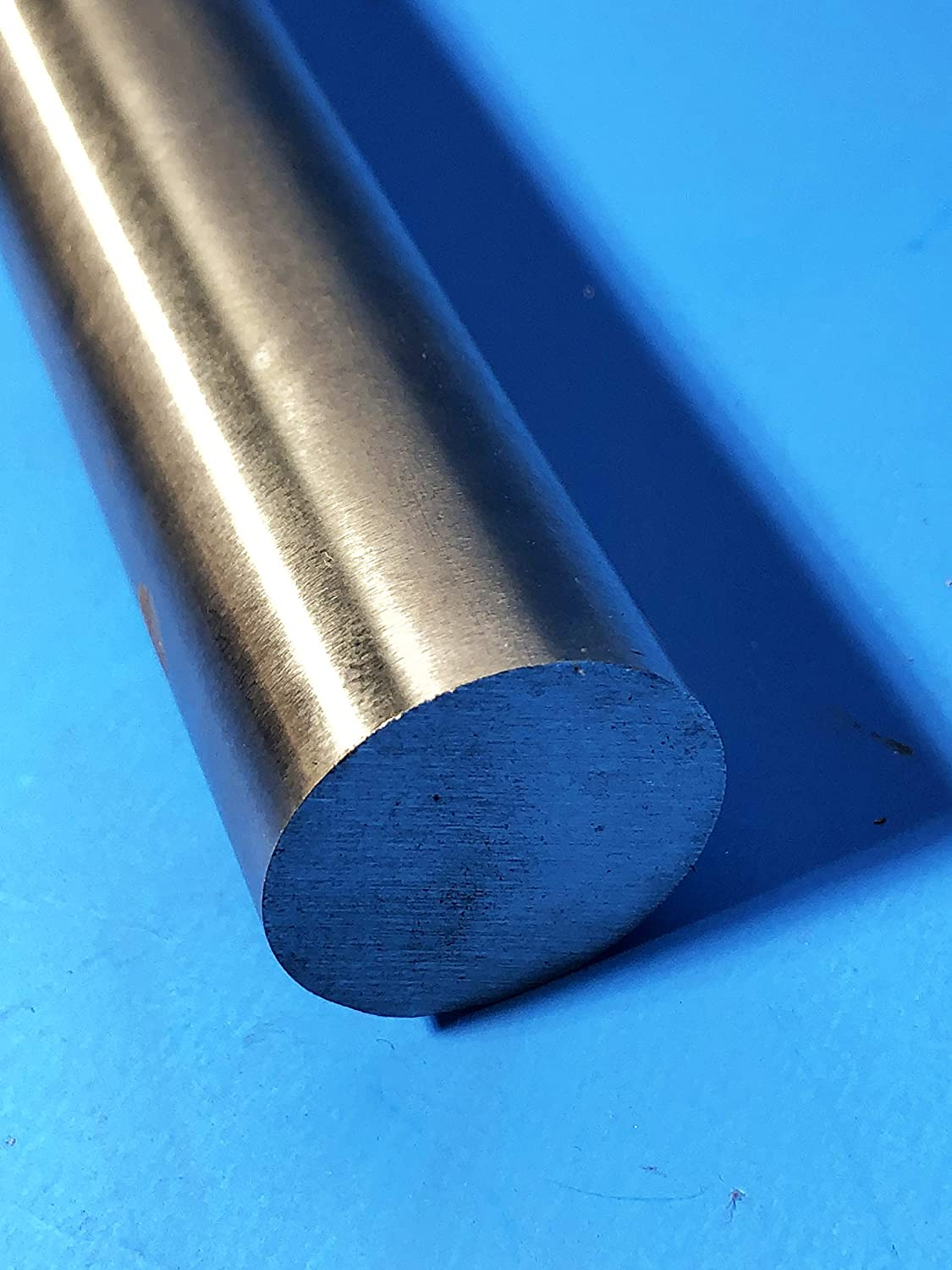 """7//8/"""" Diameter 1018 Cold Finished Steel Round Bar x 36/"""" Long"""