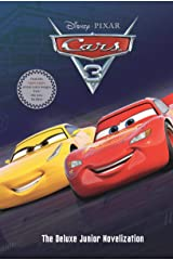 Cars 3 Junior Novel (Disney Junior Novel (ebook)) Kindle Edition