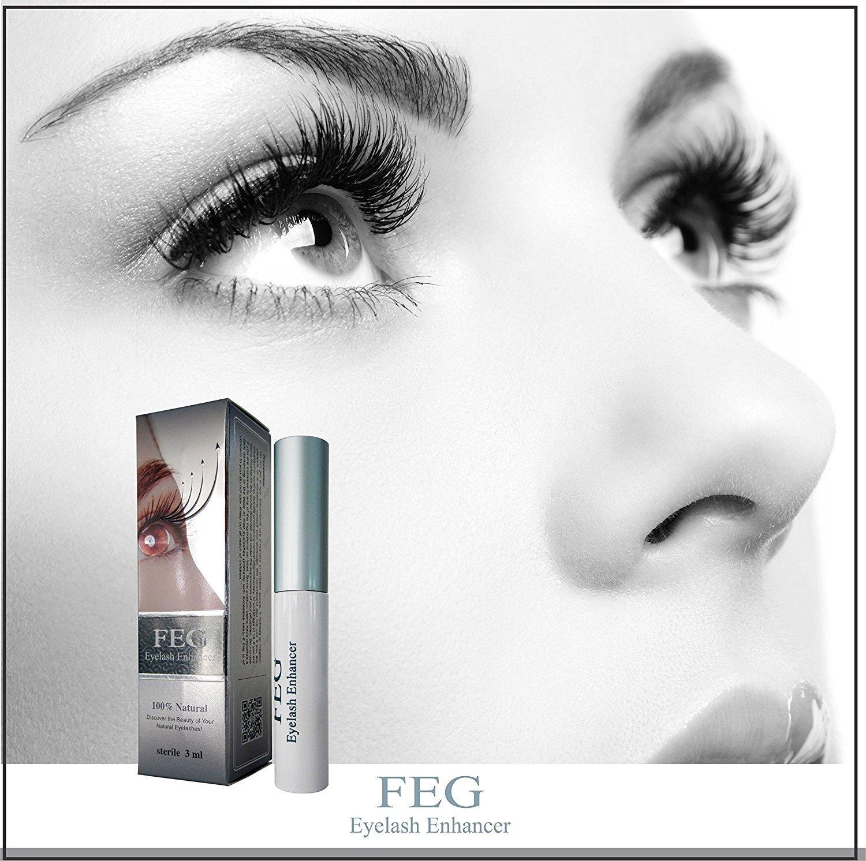 Amazon Feg Eyelash Enhancer Growth Liquidserum 100 Original