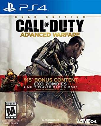 Call Of Duty Advanced Warfare New Map Pack on