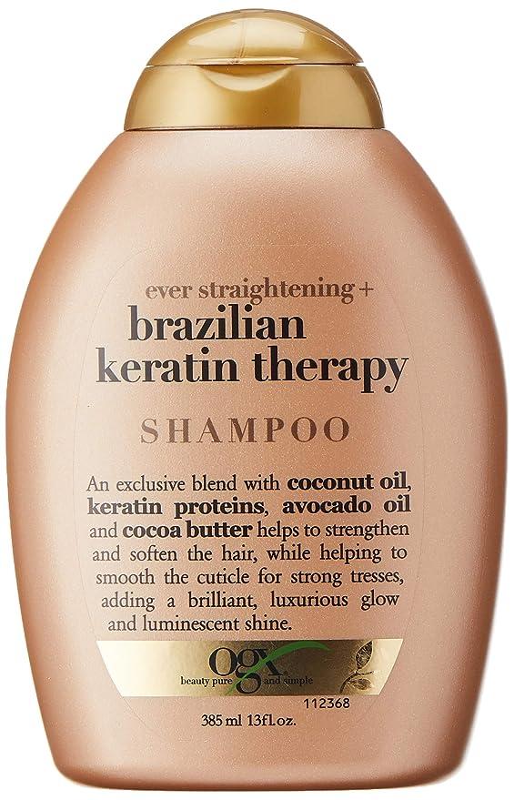 OGX Ever-Straightening Brazilian Keratin Therapy Shampoo
