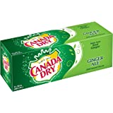 Canada Dry Ginger Ale, 12 Count, 355 ml