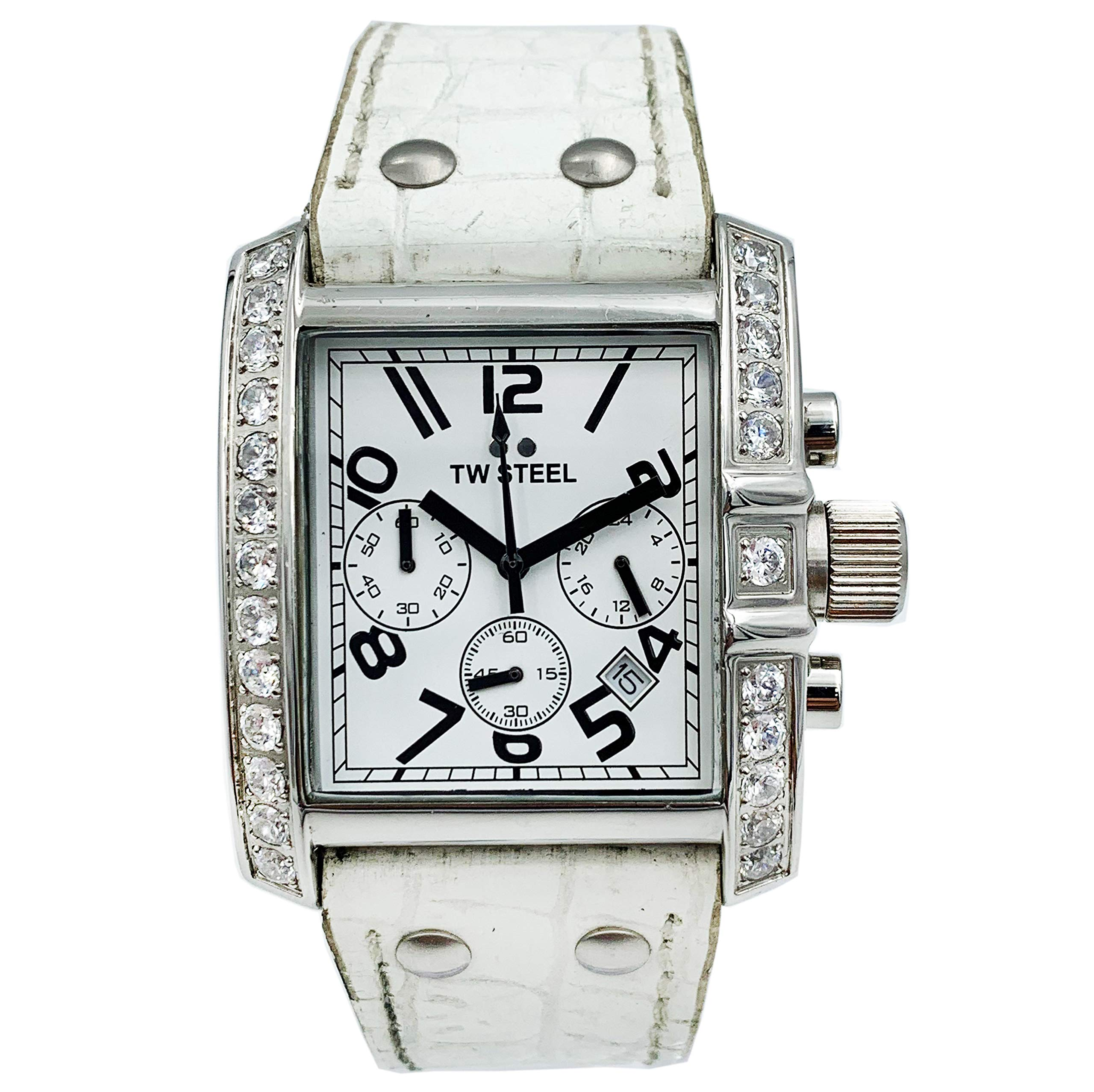 TW Steel Goliath Quartz Male Watch TW118 (Certified Pre-Owned)