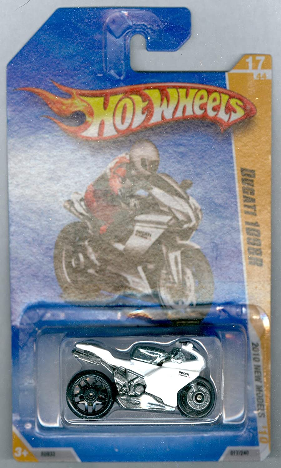Hw hot wheels 2015 hw city 48 250 canyon carver police motorcycle - Amazon Com Hot Wheels 2010 New Models 17 Of 44 White Ducati 1098r Motorcycle Toys Games