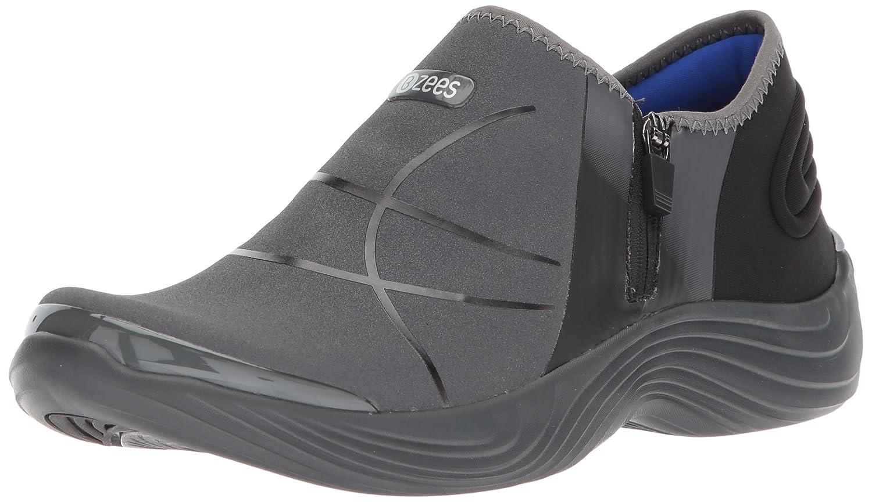BZees Women's Trilogy Sneaker B076BZH4ZC 10 W US|Grey